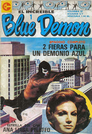 Blue Demon no. 1