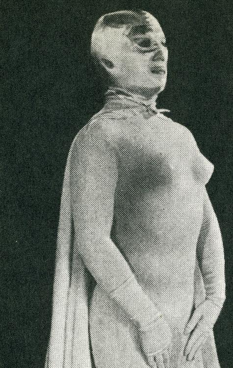 Lady Wrestler