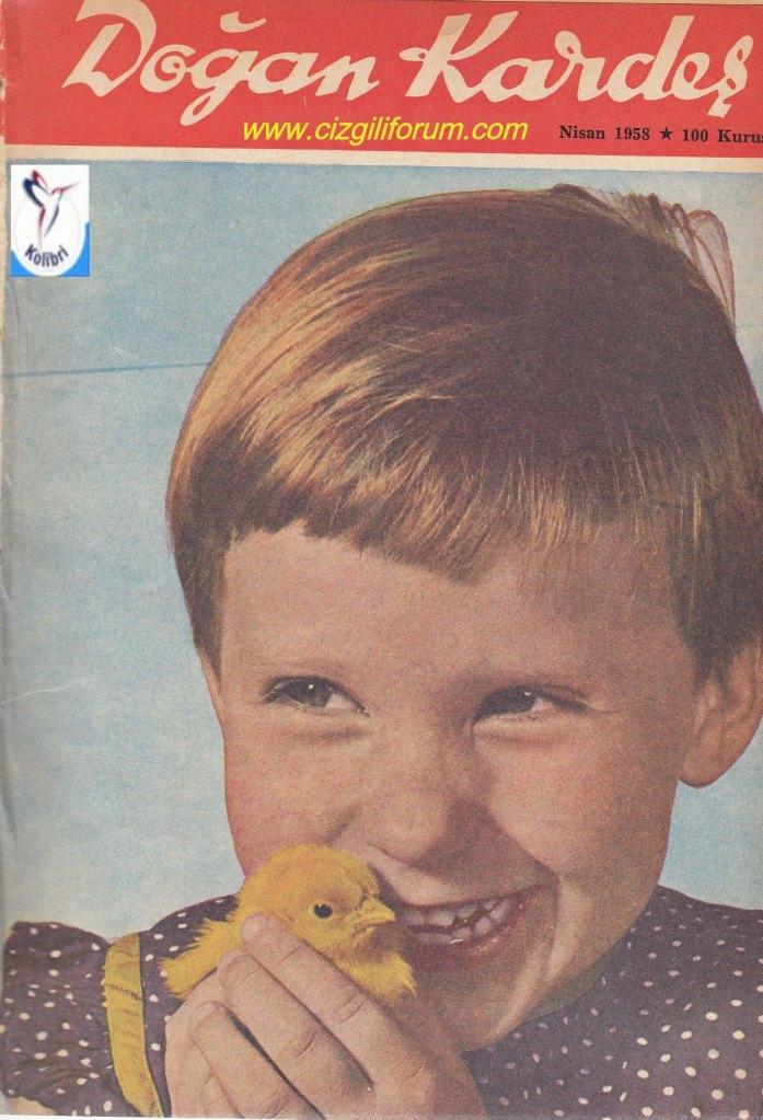 Nisan 1958