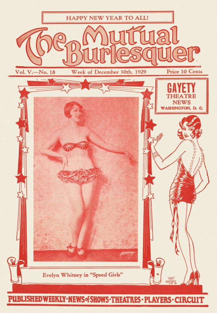 The Mutual Burlesquer