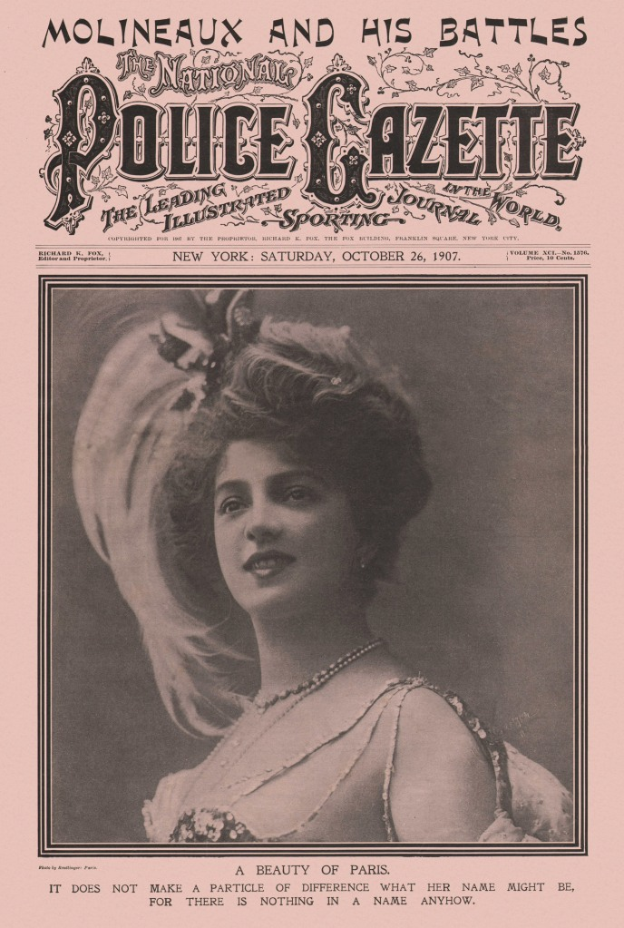 The National Police Gazette 1
