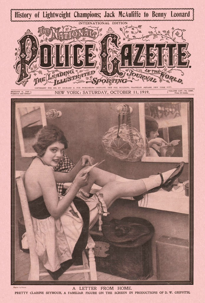 The National Police Gazette 2