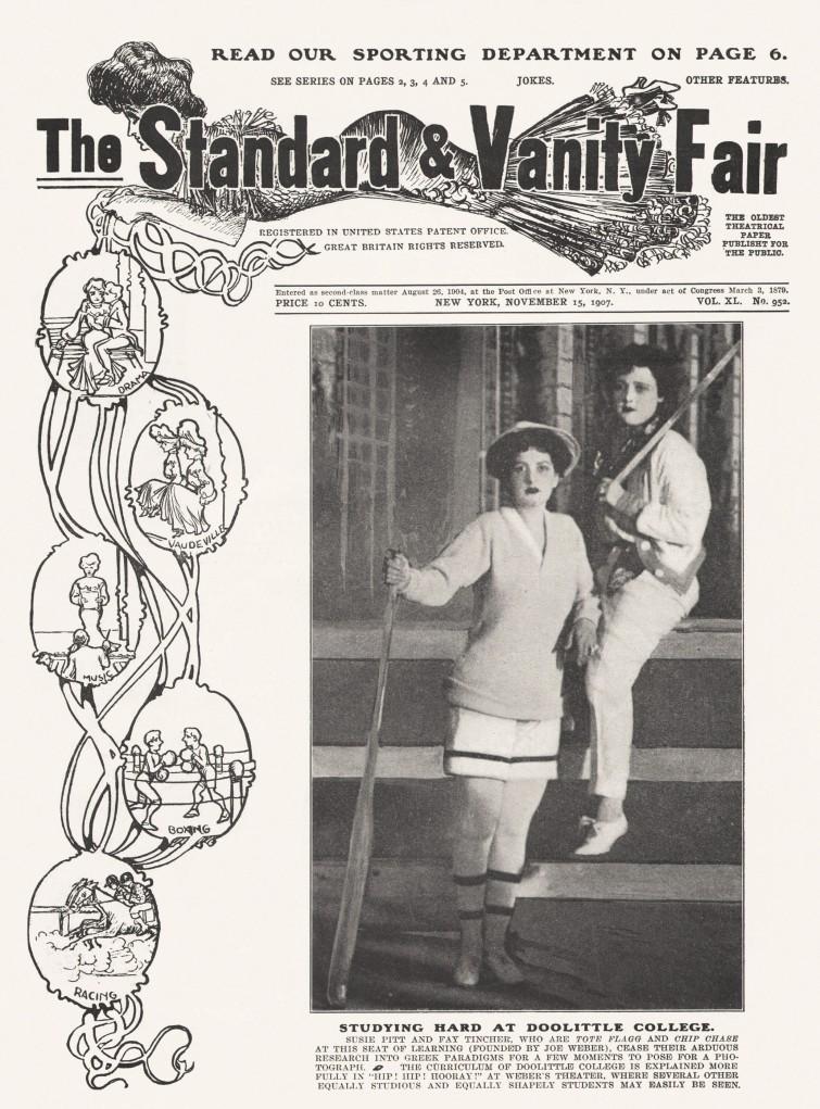 The Standard & Vanity Fair