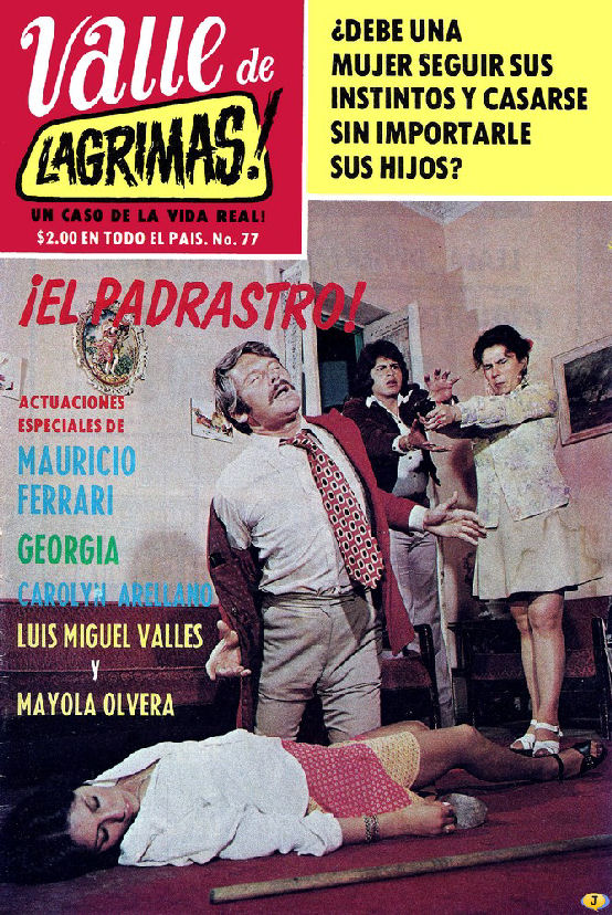 Valle de Lagrimas! 77