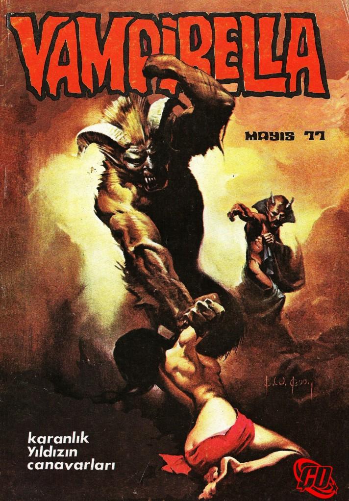 Vamp mayıs 77