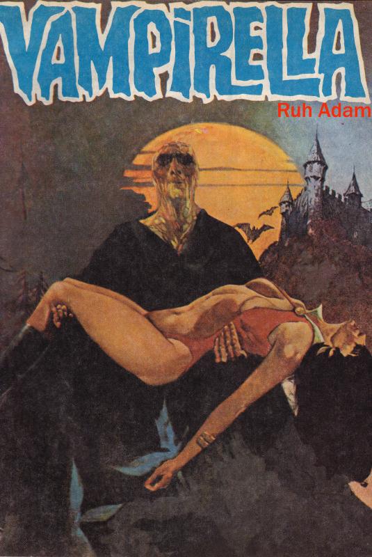 Vamp ruh adam
