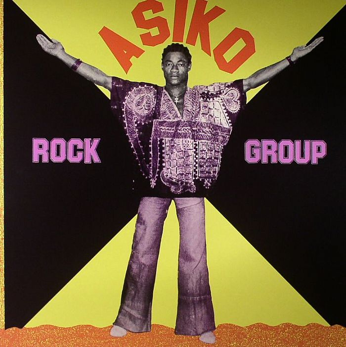 Asiko Rock Group cover