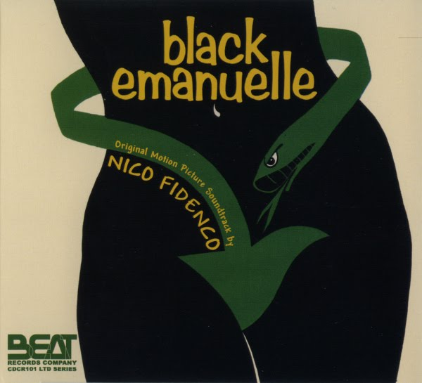 Black Emanuelle cover