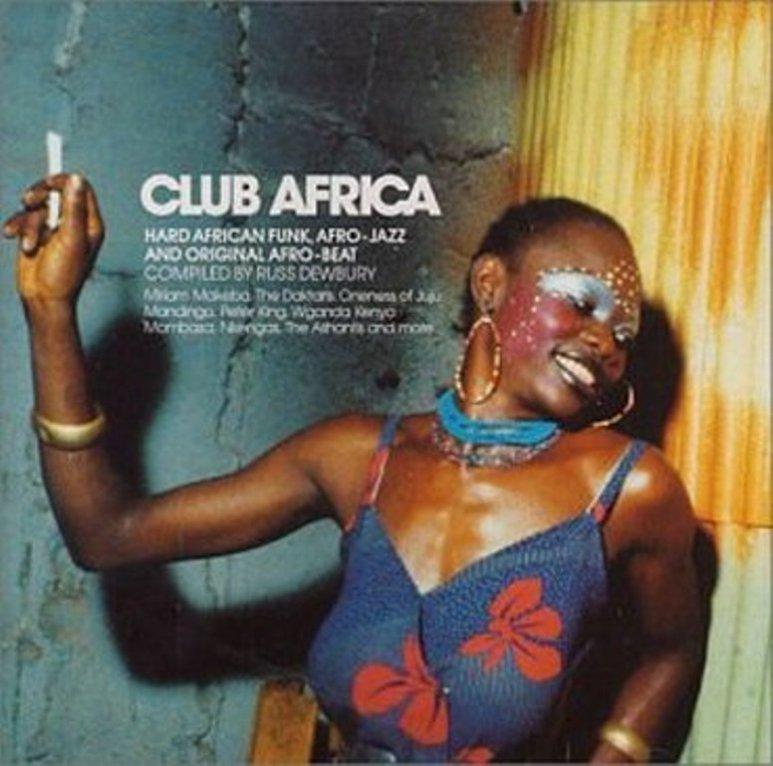 Club Africa Vol. 1