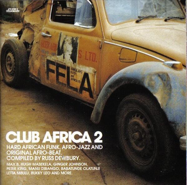 Club Africa Vol. 2