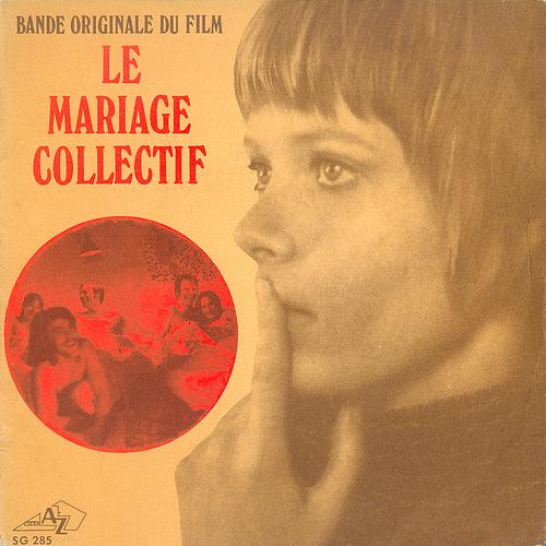 La Mariage Collectif 45lik kapak