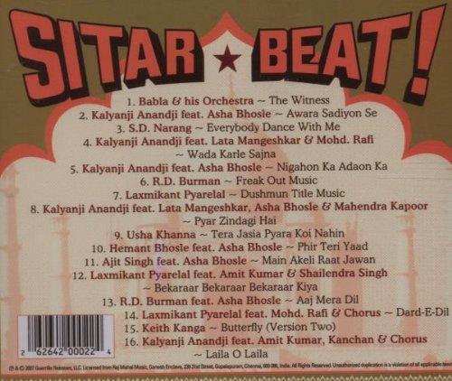 Sitar Beat 1 back
