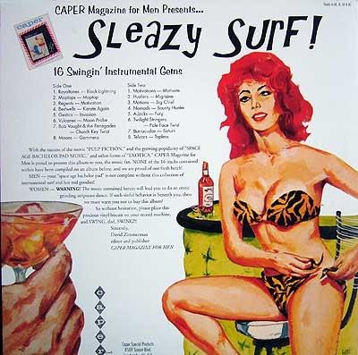 Sleazy Surf! 2 back