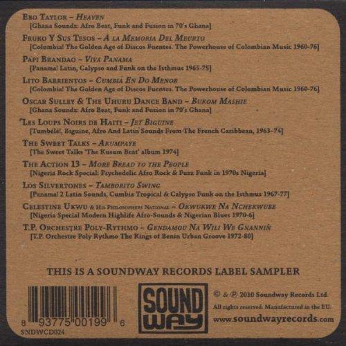 Soundway sampler