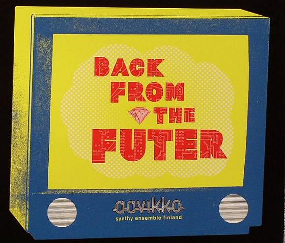 Aavikko- Back from the Futer