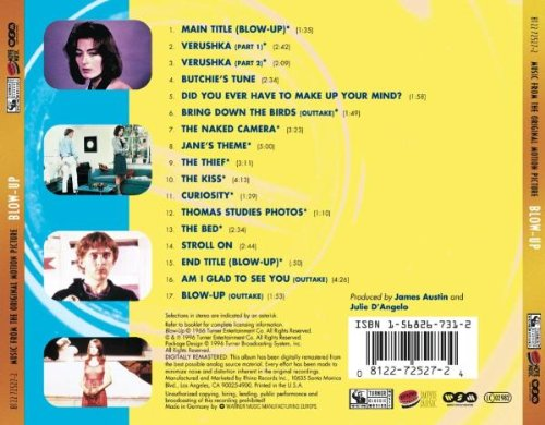 Blow up cd back