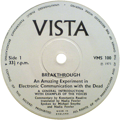 Breakthrough label