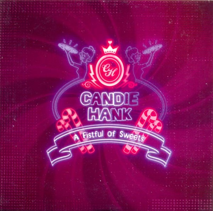 Candie Hank- A fistful of sweets