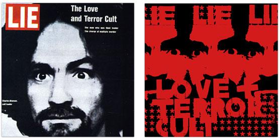 Manson- Love Terror Cult