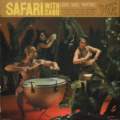 Sabu Martinez- Safari with Sabu