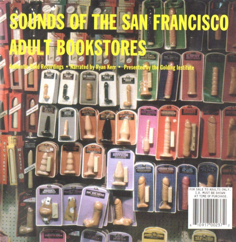 Sounds Of The San Francisco Adult Bookstores