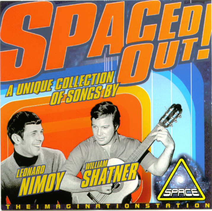 Spaced Out cover front
