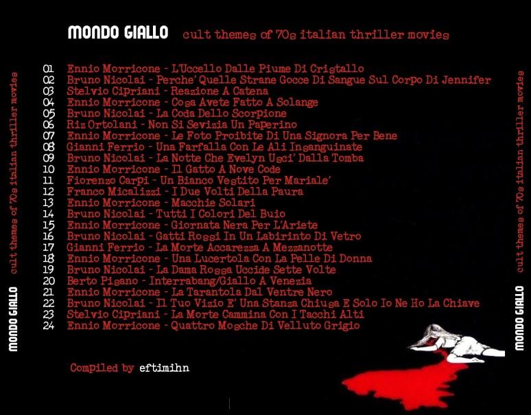 00 - mondo giallo - cult themes of 70s italian thriller movies (back)