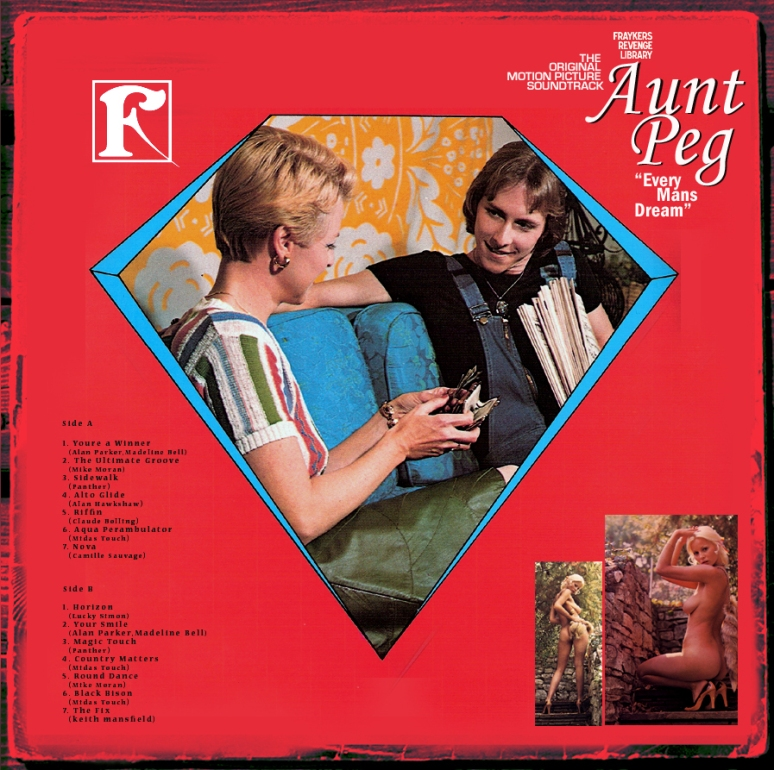 Aunt Peg Ost Back