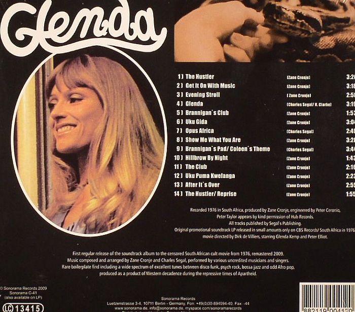 Glenda back