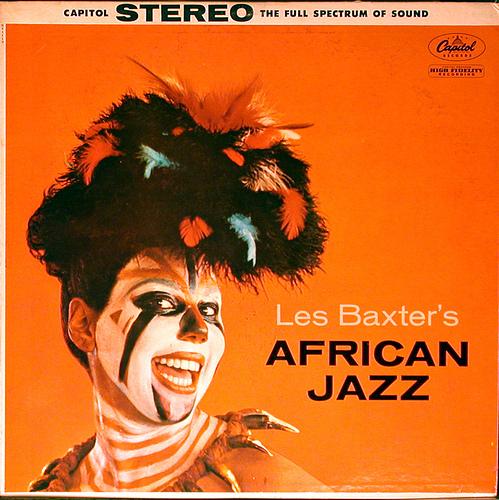Les Baxter's African Jazz
