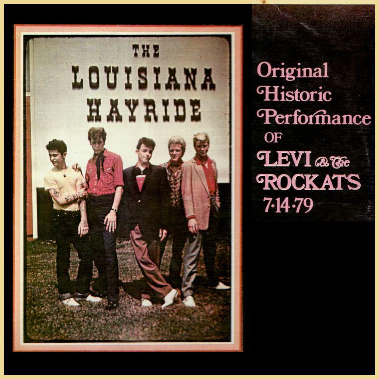 Levi Rockats cover