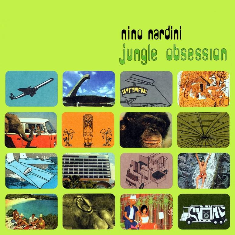 Nino Nardini- Jungle Obsession cover