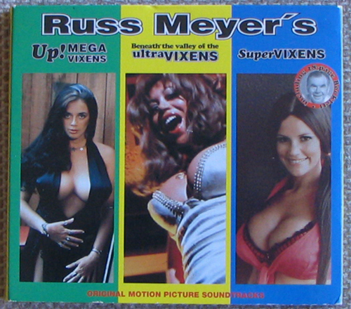 Russ Meyer Sountracks
