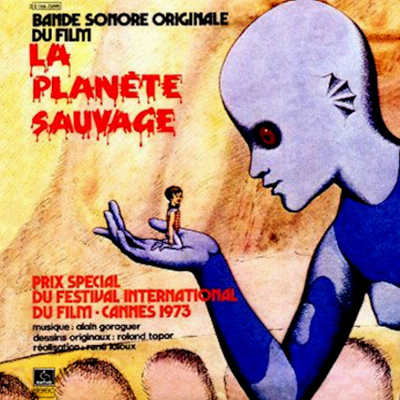 savage planet OST cover
