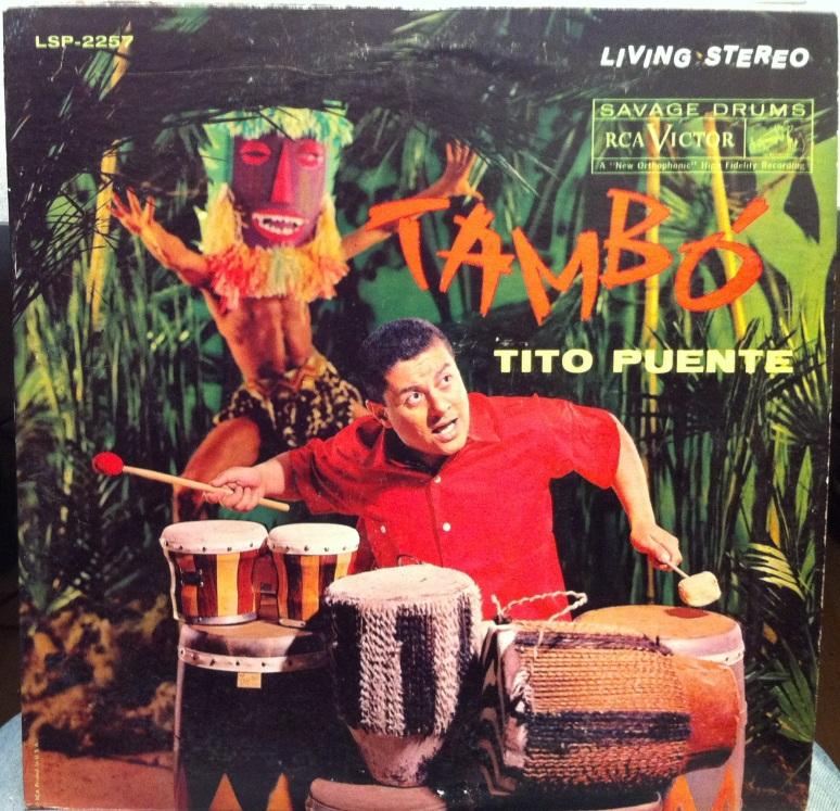 Tito Puente- Tambo