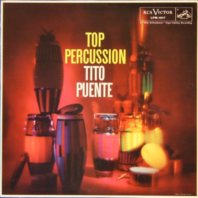 Tito Puente- Top percussion