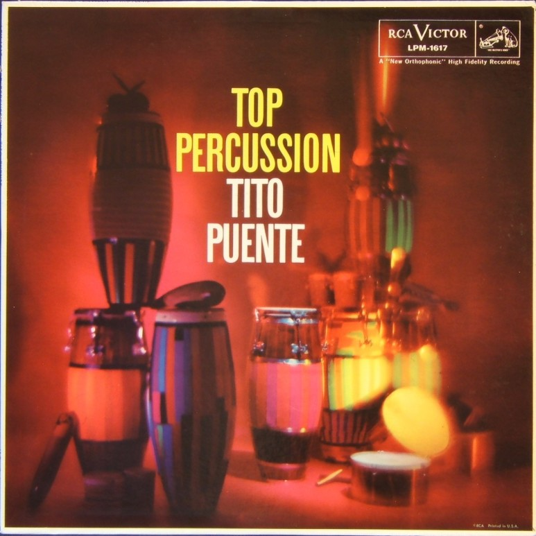 Tito Puente- Top percussion